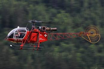 HB-XTM - BOHAG Aerospatiale SA-315B Lama