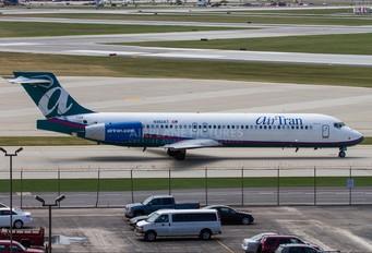 N982AT - AirTran Boeing 717
