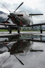 LX-JFQ - Jetfly Aviation Pilatus PC-12