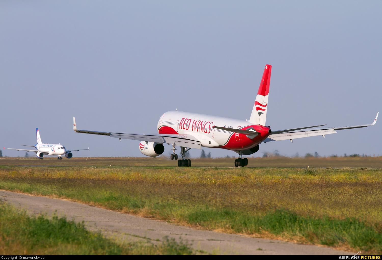 Red Wings RA-64046 aircraft at Simferepol Intl