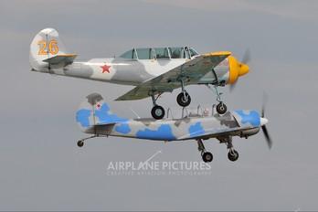 N426YK - Private Aerostar SA Yak 52