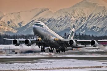 B-LJJ - Cathay Pacific Cargo Boeing 747-8F