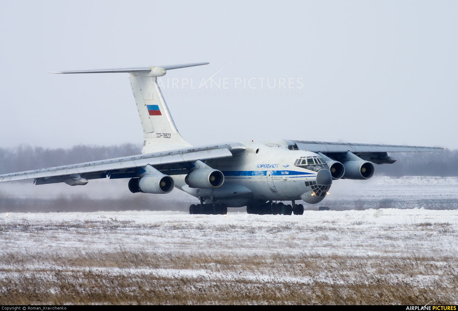 Russia - Air Force USSR-78823 aircraft at Undisclosed Location