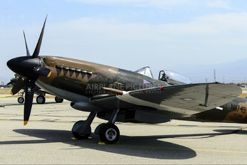 NX749DP - Private Supermarine Spitfire FR.XIVe