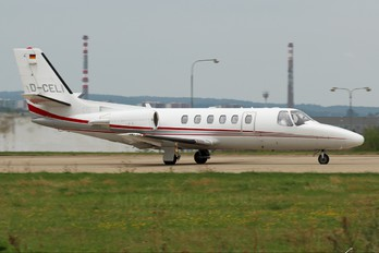 D-CELI - Private Cessna 550 Citation Bravo