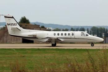 N425ST - Private Cessna 550 Citation II