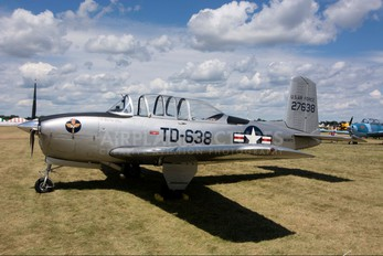 N638TD - Private Beechcraft T-34B Mentor