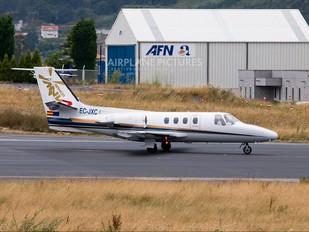 EC-JXC - Airnor - Aeronaves del Noroeste S.L. Cessna 500 Citation