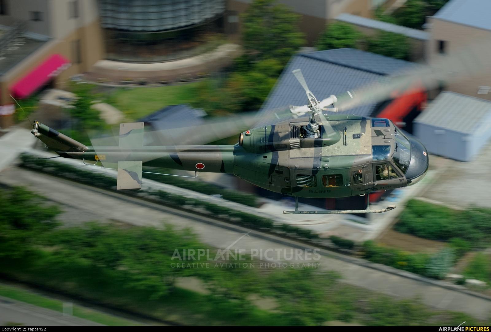 Japan - Ground Self Defense Force 41731 aircraft at Off Airport - Japan