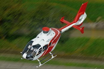 JA03HK - Hokkoku Shimbun Eurocopter EC135 (all models)