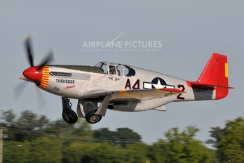 NX61429 - American Airpower Heritage Museum (CAF) North American P-51C Mustang