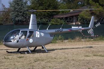 I-HPGF - Private Robinson R44 Astro / Raven