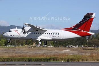 HR-AXH - TACA Regional ATR 42 (all models)