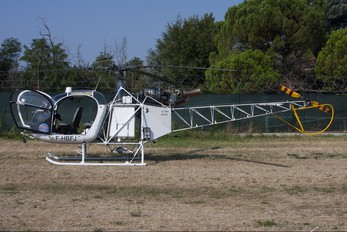 F-HFBJ - Private Aerospatiale SA318C Alouette II