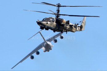 062 - Russia - Air Force Kamov Ka-52 Alligator