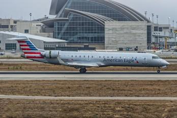 N507AE - American Eagle Canadair CL-600 CRJ-700