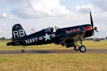OE-EAS - The Flying Bulls Vought F4U Corsair