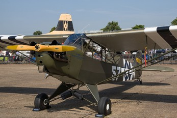 G-RRSR - Private Piper J3 Cub