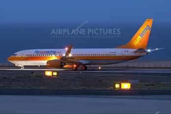 C-FTLK - Sunwing Airlines Boeing 737-800