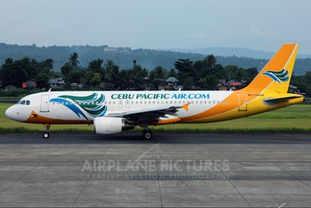 RP-C3249 - Cebu Pacific Air Airbus A320