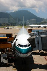 B-LAO - Cathay Pacific Airbus A330-300
