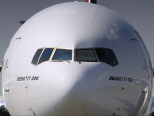 A6-EMU - Emirates Airlines Boeing 777-300