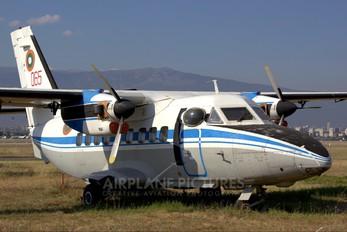 065 - Bulgaria - Air Force LET L-410UVP-E Turbolet