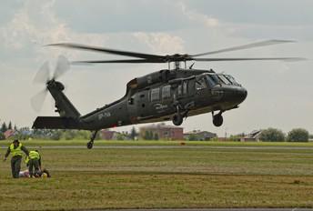 SP-YVA - PZL Mielec Sikorsky S-70I Blackhawk