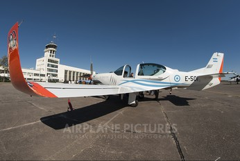 E-501 - Argentina - Air Force Grob G120TP