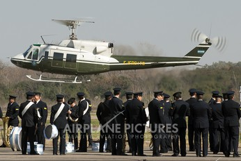 AE-450 - Argentina - Army Bell 212