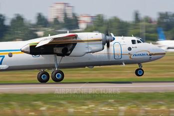 07 - Ukraine - Ministry of Internal Affairs Antonov An-26 (all models)