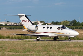 N301AJ - Private Cessna 510 Citation Mustang