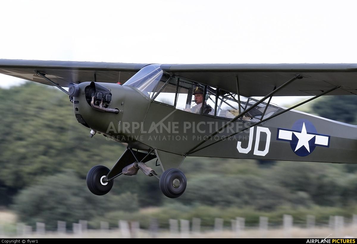 Private G-BOXJ aircraft at Lashenden / Headcorn