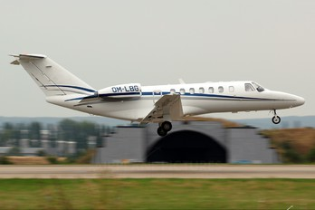 OM-LBG - Opera Jet Cessna 525 CitationJet