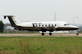 F-GTKJ - Twin Jet Beechcraft 1900D Airliner