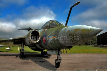 XV168 - Royal Navy Blackburn Buccaneer S.2B