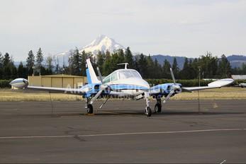 N3838X - Private Cessna 310