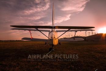 D-FWJM - Private Antonov An-2