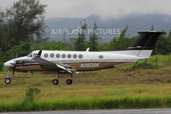 N350SK - Private Beechcraft 300 King Air