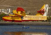 UD.13-27 - Spain - Air Force Canadair CL-215T aircraft