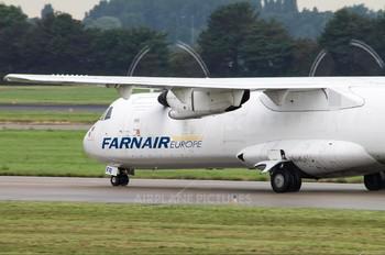 HB-AFR - Farnair Europe ATR 72 (all models)