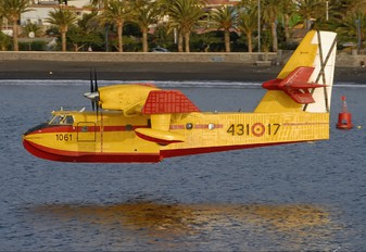 UD.13-17 - Spain - Air Force Canadair CL-215T