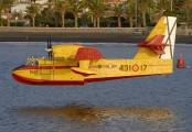 UD.13-17 - Spain - Air Force Canadair CL-215T aircraft