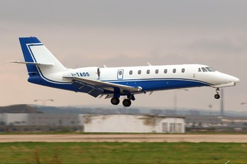 I-TAOS - Private Cessna 680 Sovereign