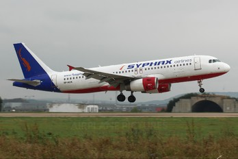 SP-ACK - Syphax Airlines Airbus A320