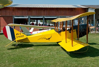 "I-9103 - Private Curtiss JN-4 ""Jenny"""