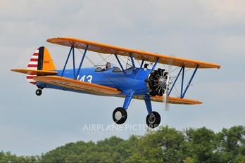 N52131 - Experimental Aircraft Association Boeing Stearman, Kaydet (all models)
