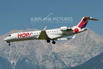 F-GRZJ - Air France - Hop! Canadair CL-600 CRJ-702