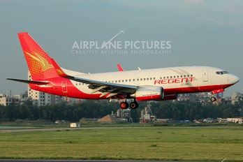 S2-AHD - Regent Airways Boeing 737-700