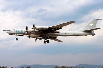 53 - Russia - Navy Tupolev Tu-142MZ